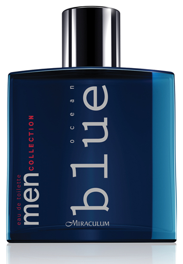 Miraculum Men Colection - Ocean Blue
