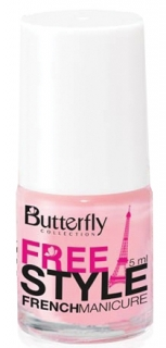 Set french manicure Butterfly